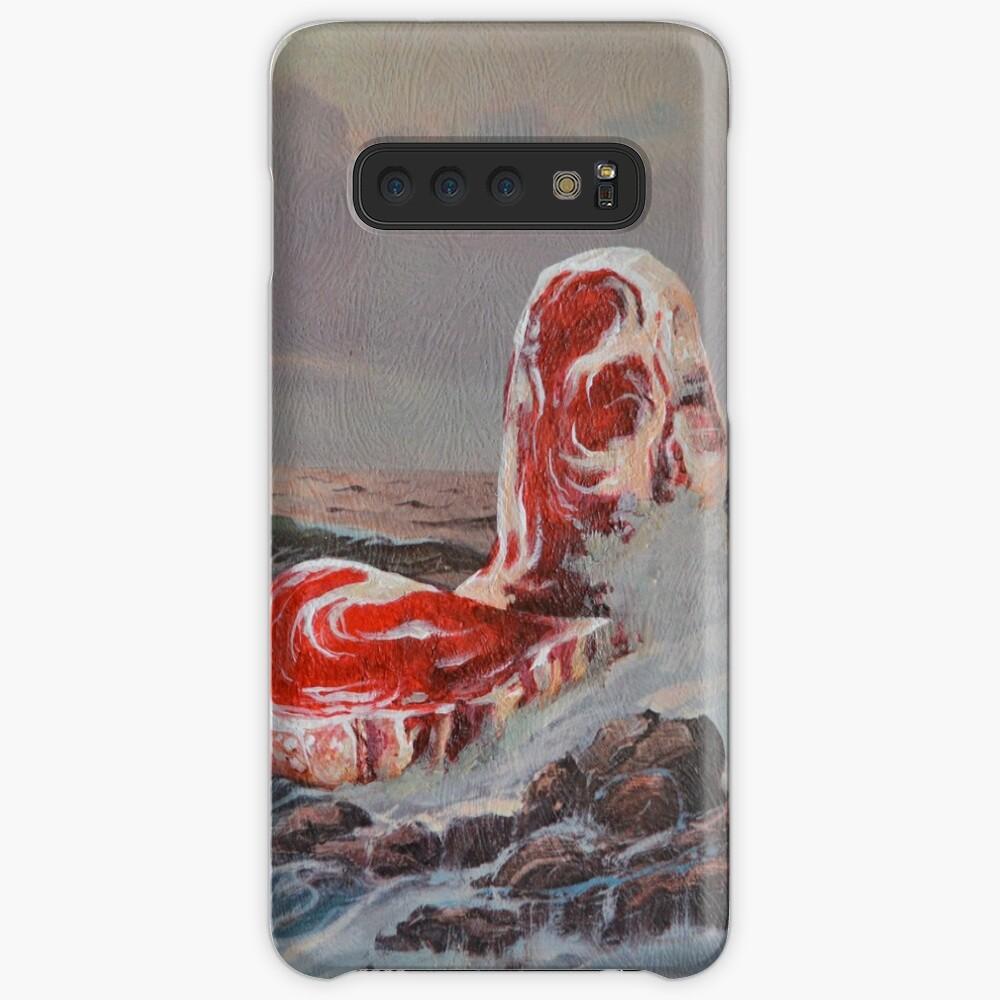 Point Steak Funda y vinilo para Samsung Galaxy