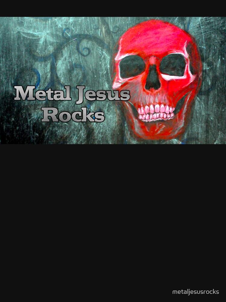 Metal Jesus Rocks by metaljesusrocks