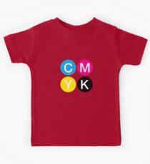 CMYK 4 Kids Tee