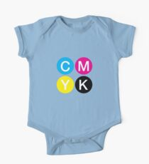 CMYK 4 One Piece - Short Sleeve
