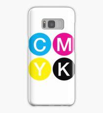 CMYK 4 Samsung Galaxy Case/Skin