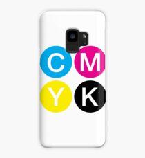 CMYK 4 Case/Skin for Samsung Galaxy