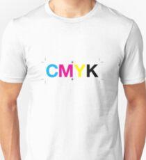 CMYK 7 T-Shirt