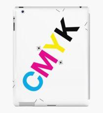CMYK 7 iPad Case/Skin
