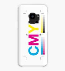 CMYK 8 Case/Skin for Samsung Galaxy