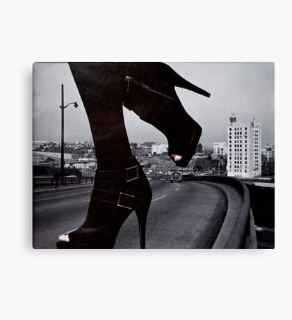 Fifth Street West Canvas Print