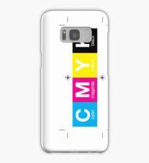 CMYK 10 Samsung Galaxy Case/Skin