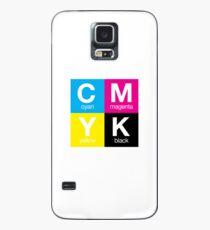 CMYK 11 Case/Skin for Samsung Galaxy