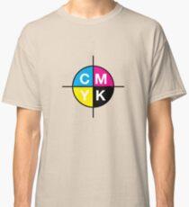 CMYK 14 Classic T-Shirt