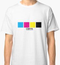 CMYK 15 Classic T-Shirt