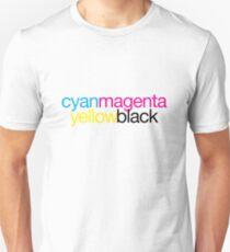 CMYK 18 T-Shirt
