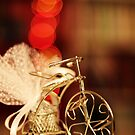 Bokeh Bicycle by volkandalyan