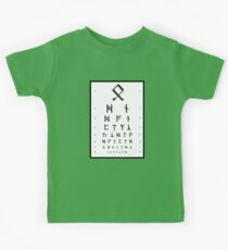 Bilbo's Eye Appointment Kids Clothes