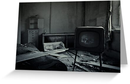 Too Much TV Will Kill You by Richard Pitman