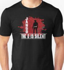 Jango the d is silent Unisex T-Shirt