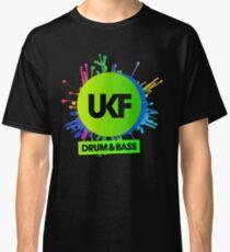 UKF-Drum And Bass Classic T-Shirt