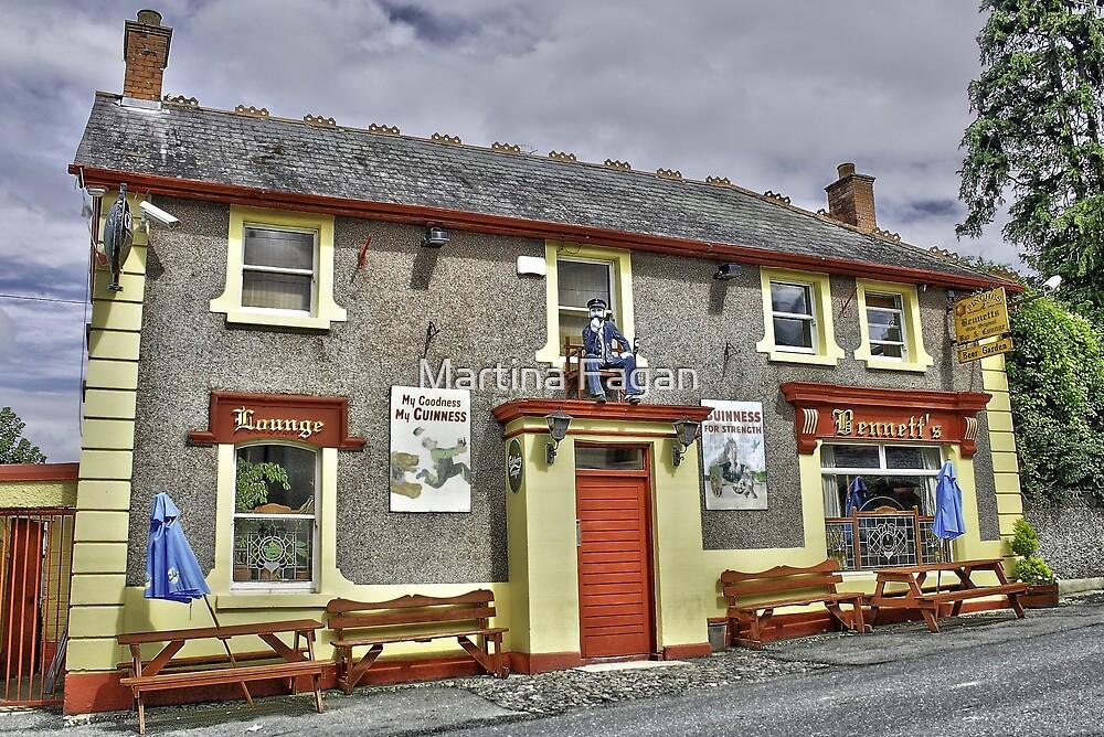 Bennett's of Ardcath, Meath, Ireland. by Martina Fagan