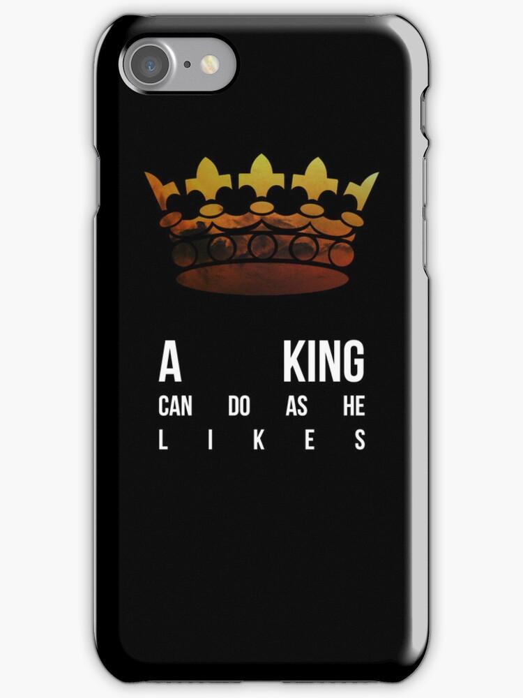 King Joffery by sophiestormborn