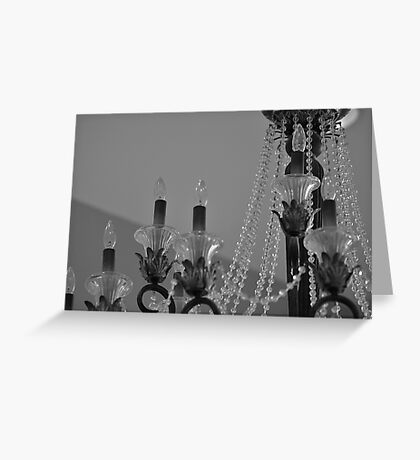 Artificial Charm Greeting Card