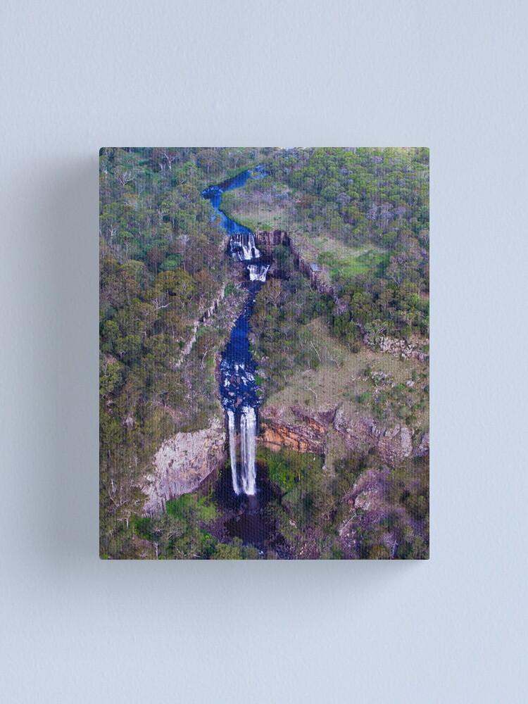 Alternate view of Ebor Falls Canvas Print