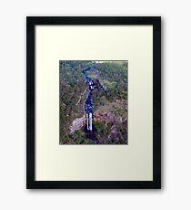 Ebor Falls Framed Print