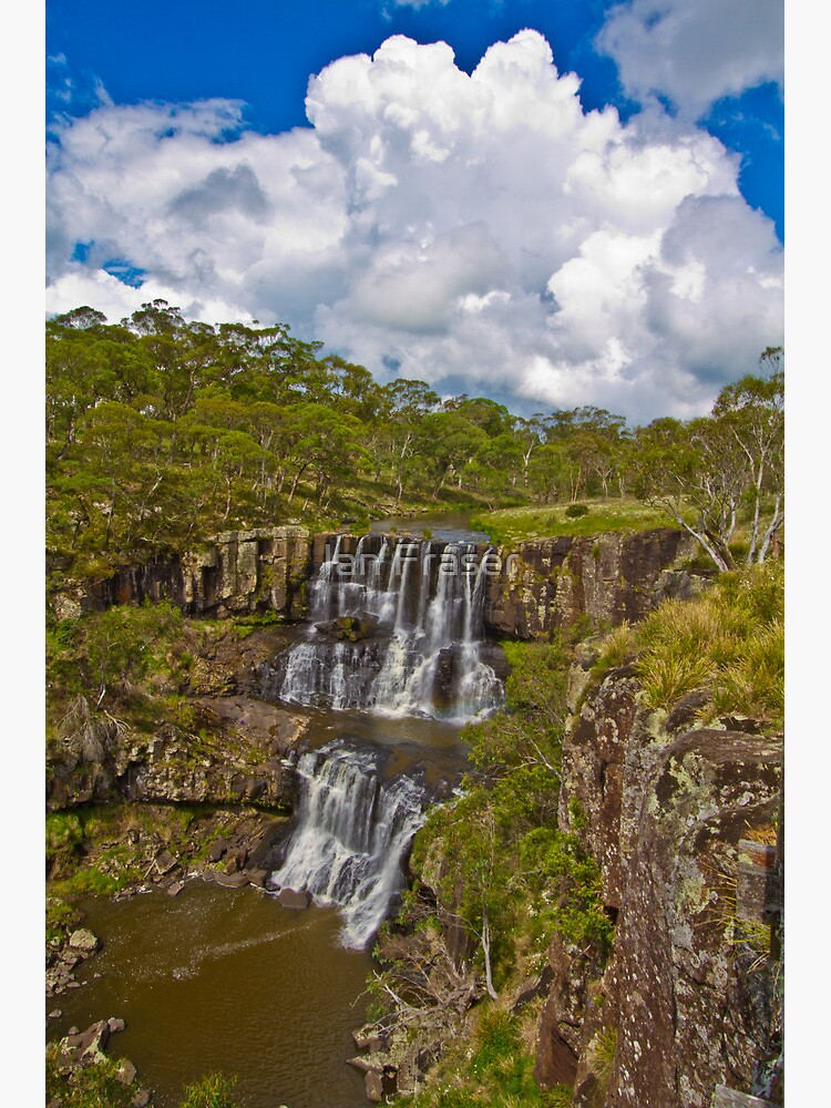 Ebor Falls Lookout by Mowog