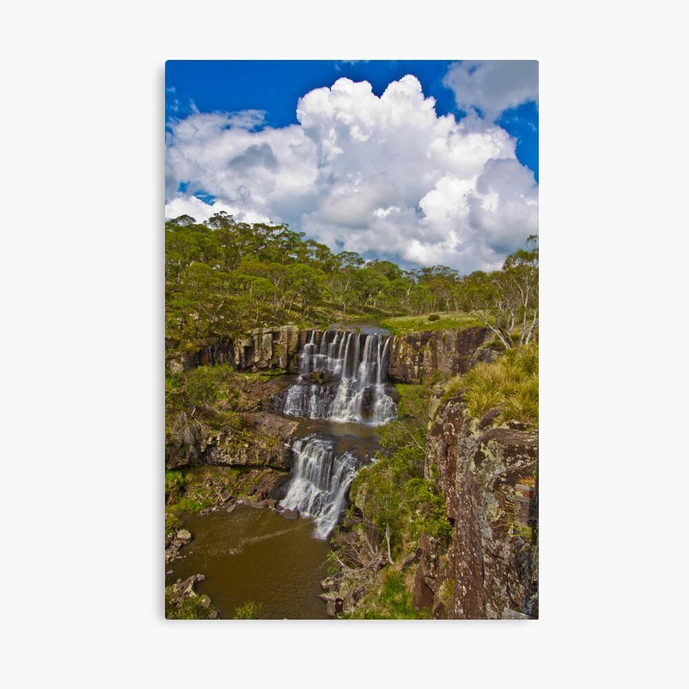 Ebor Falls Lookout Canvas Print