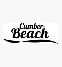 Cumber Beach Photographic Print