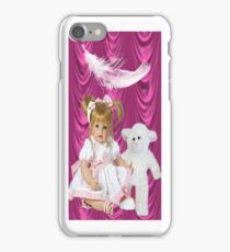 THE LOOK OF INNOCENCE IPHONE CASE iPhone Case/Skin