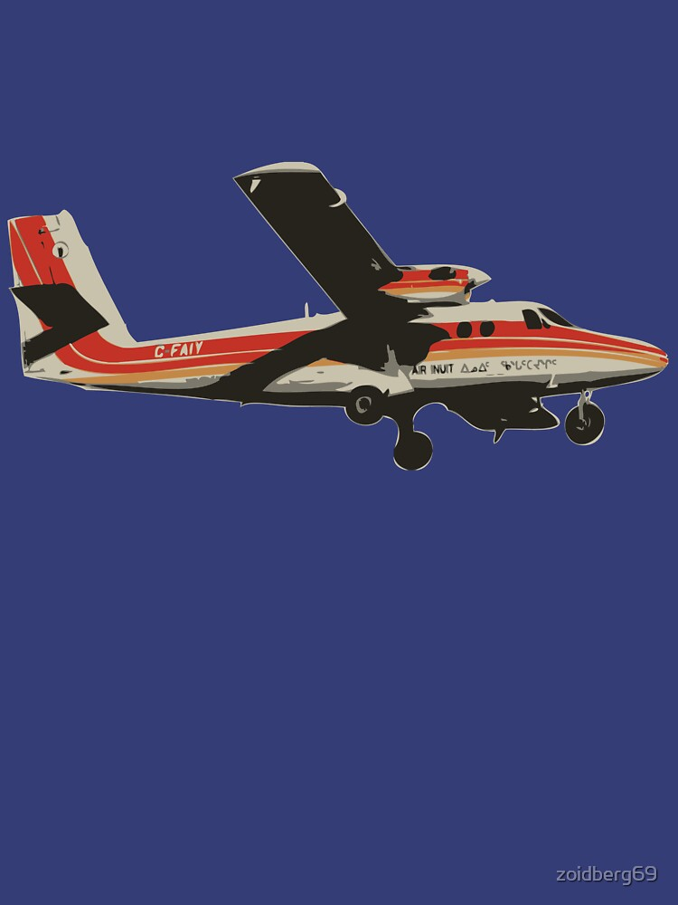 Twin Otter by zoidberg69