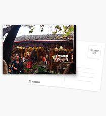 Shopping Postcards
