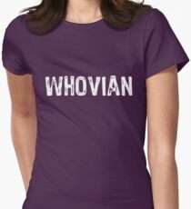 Claim Your Fandom- Whovian T-Shirt