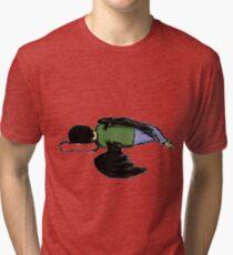Sleeping Angel Tri-blend T-Shirt