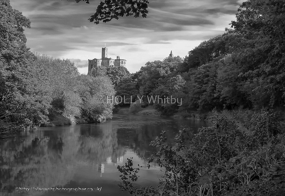 Warkworth Castle  by Elaine123