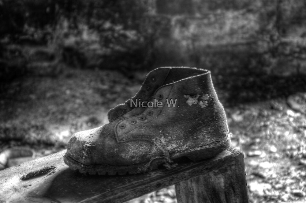 Left Behind by Nicole W.