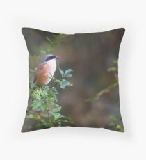 The china birds - pd Throw Pillow