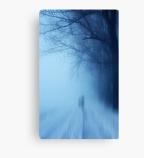 Ghosts of Winter Canvas Print