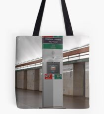 help point Tote Bag