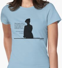 Blame Women's Fitted T-Shirt