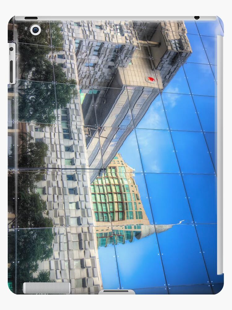 Mirror Mirror iPhone/iPad Case by ManateesDesign