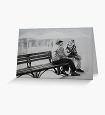 Chit Chat Greeting Card