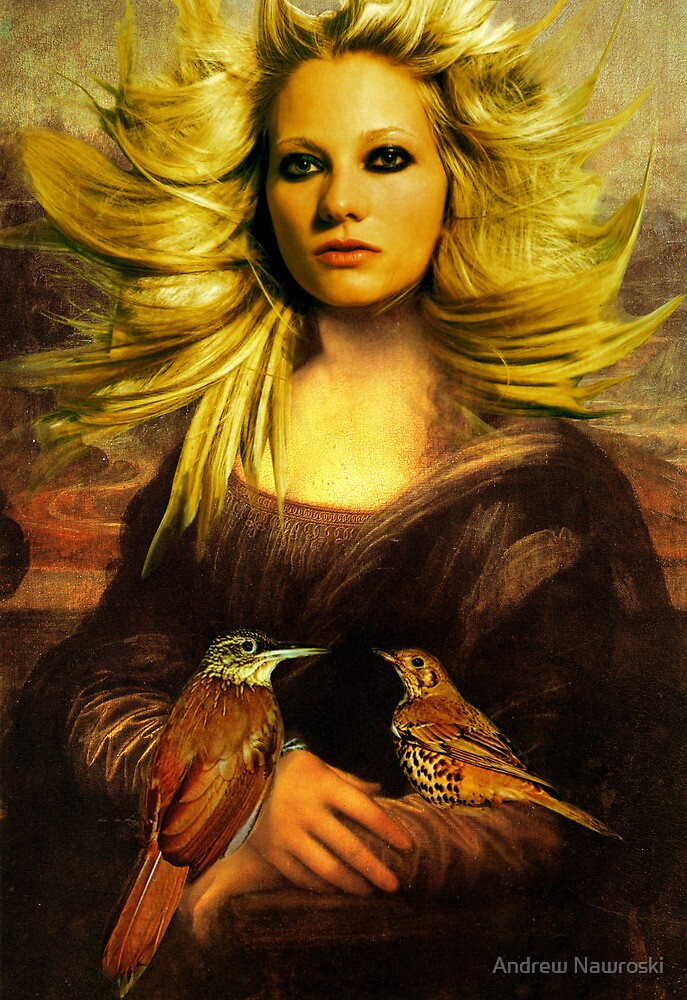 Mona 6. by Andy Nawroski