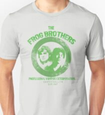 Frog Brothers-Vampire Extermination Unisex T-Shirt