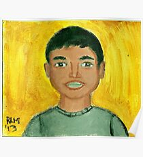 Christopher Allen Markow Age 10 Poster
