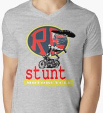 WWII STUNTS.. Men's V-Neck T-Shirt