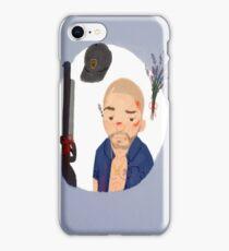 """""""Bang bang, he shot me down ,Bang bang, I hit the ground"""" iPhone Case/Skin"""