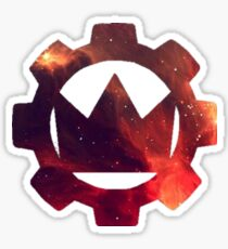 Let The Fire Rise Sticker
