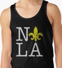 NOLA love Tank Top