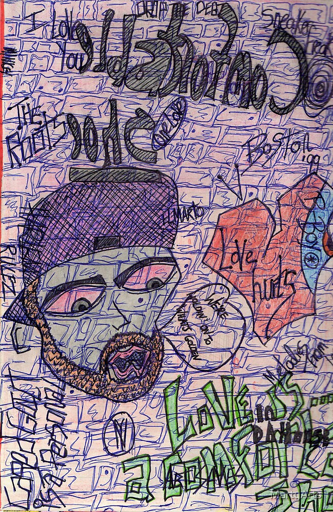 Hip Hoppin'  (Roll Call) by MartyArts