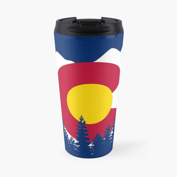 NHL Colorado Avalanche 20 oz. Vacuum Insulated Travel Mug ...  Colorado Travel Mug